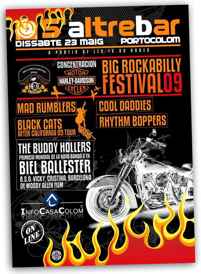 big rockabilly festival